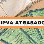 IPVA Atrasado 2022