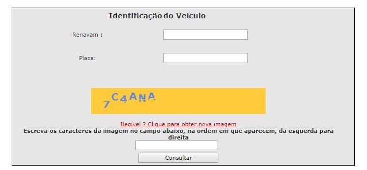 Exemplo: Como Consulta Valor IPVA 2021 SP